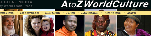 A-Z World Cultures 3